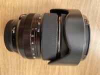Fujifilm XF16-80mm f4 zoom lens