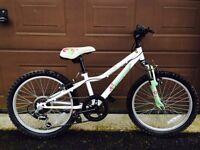 Girls bike for sale.
