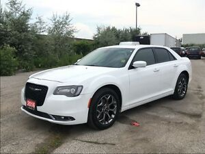 2016 Chrysler 300 S**AWD**LEATHER**NAV**SUNROOF**BLUETOOTH**