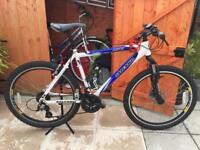 """Salcano assos mountain bike 26"""" wheel"""