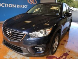 2016 Mazda CX-5 GS AWD/ LEATHER/ SUNROOF/ LOW KM'S!