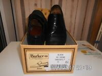 Men's Black Shoes Size 61/2