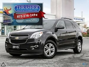 2015 Chevrolet Equinox 2LT, AWD, Sunroof, Nav, Remote Start
