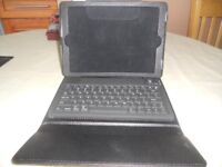 9 INCH TABLET CASE WITH KEYBOARD BRAND NEW