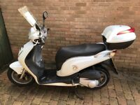 Honda PS125 Scooter for sale