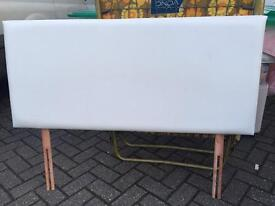 4ft small double headboard for sale
