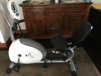 Recumbent exercise bike £150 ono