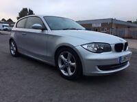 BMW 118d 2007 3 Door New MOT Full Service History Very Good Condition