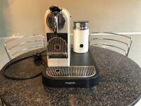 Nespresso CitiZ Coffee Machine by Magimix
