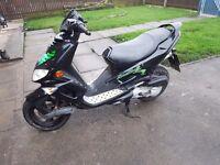 Speedfighter 2 100cc