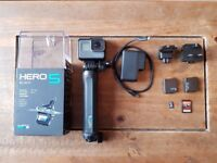GoPro Hero 5 For Sale In Perfect Condition!!!