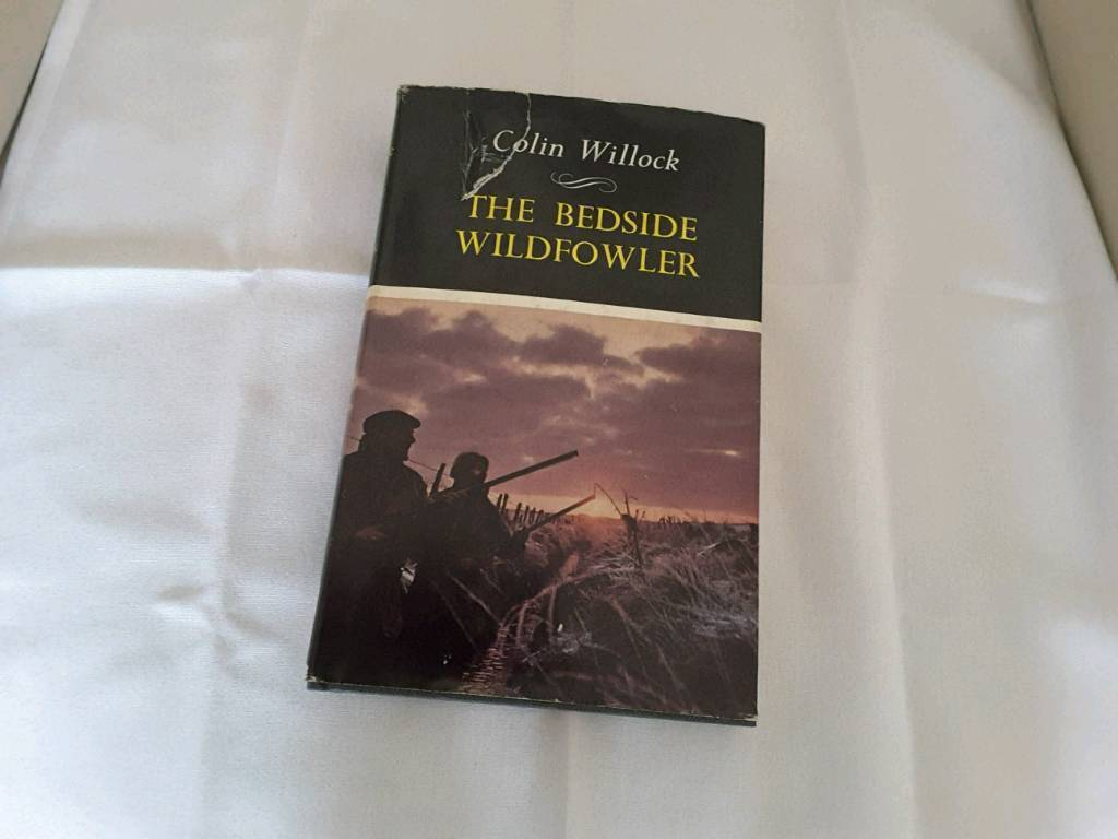 Hardback Book The bedside wildflower by Colin Willock