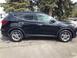 2017 Hyundai Santa Fe Sport - $194.90 B/W