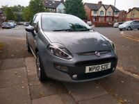 Fiat Punto Evo, 2010, 1.4 petrol, 5 door, 30k miles, bluetooth, stop-start, pet and smoke free, b