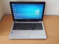 Asus Laptop Core i5-4210U Windows 10 Office 4GB RAM 500GB HDD Wifi