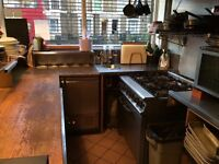 Cafe/Restaurant A3 usage, Lease assignment, 8 years remaining, New cross SE14