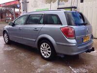 Vauxhall astra 1.7cdti estate/van