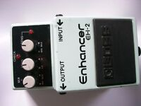 Boss by Roland EH-2 Enhancer stompbox/pedal/effects unit for electric guitar - Taiwan