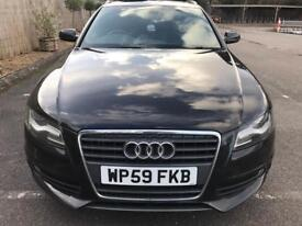 2010 STUNNING AUDI A4 S-LINE 2.0 TDI AUTO AVANT SPECIAL EDITION,SAT NAV,HEATED LEATHER SEATS,DRIVES