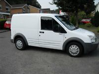 FORD TRAVSIT CONNECT 2008 2 OWNERS JUST REDUCED TO CLEAR NO VAT