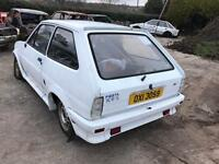 Ford Fiesta Mk2 XR2 for breaking all parts available