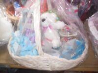 beautifull xmas baskets half price sale loads of choices