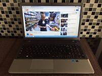 """Fast Laptop Samsung 350v-700Gb Hdd Storage-8Gb Ram - Windows 8 - 15.6"""" HD Screen"""