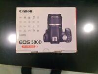 CANON EOS 500D BRAND NEW
