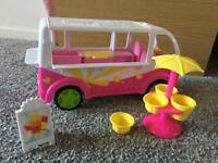 Shopkins Icecream Truck