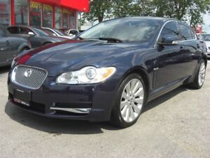 2009 Jaguar XF Premium Luxury *Nav/Sunroof/RCam/Leather*