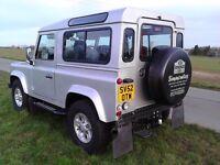 Land Rover Defender 90 TD5 XS. p/x.