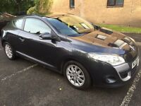 Renault Megane 2dr New Shape Diesel Low Miles Alloy Wheels 3395ono