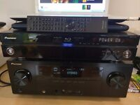Pioneer BDP LX70 bluray player
