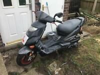 Adly thunderbike 125cc (swaps offers invited)