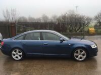 Audi A6 2.0 TDi S Line 6 Speed
