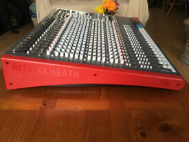 Allen & Heath ZED 420 Mixing Desk Fully Working & Serviced USB Live sound and studio mixer ZED-420