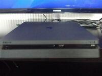 New ps4 slim console + Gta V + Gran Turismo + Fifa 17 + watchdogs