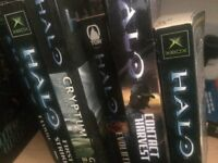 Halo books