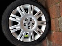 17 inch Alloys Ford Mondeo sport - proffesionally refurbished 2017