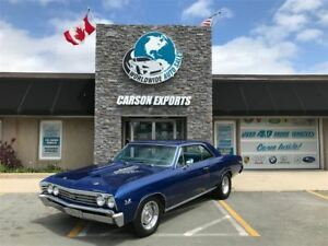 1967 Chevrolet Chevelle WOW BEAUTIFUL CHEVELLE SUPER SPORT!