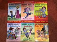 Horrid Henry Early Reader Books