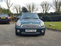 MINI Hatch 1.4 One 3dr Air Conditioning, Low Miles, 2 Keys