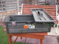 Pro Metal Tool box