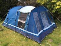 Kampa frinton 5 family tent