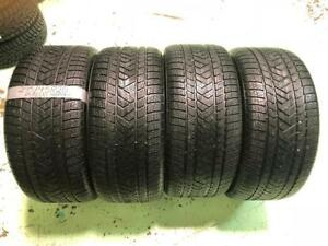 295/45R20 Pirelli Scorpion Winter tires (FULL SET) Calgary Alberta Preview