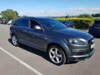 Audi Q7 s line 7 seater immaculate for age