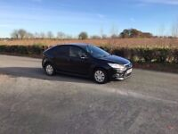 Ford Focus 1.6 DIESEL TDCI Econetic. Black. ONLY £30 Tax.