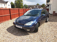 Ford Focus 1.6 INK BLUE