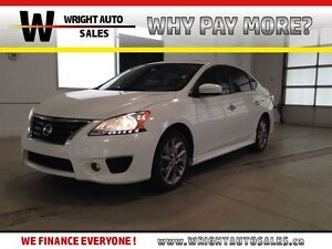 2013 Nissan Sentra SR| SUNROOF| BACKUP CAM| HEATED SEATS| 69,701
