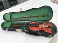 Young Child's 1/4 Violin